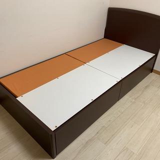 シングルベッド⁇?