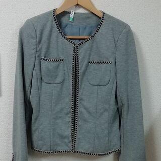 【used/美品】グレイジャケット サイズ:11AR