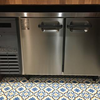 新品台下冷蔵庫、製氷器、縦型冷凍冷蔵庫