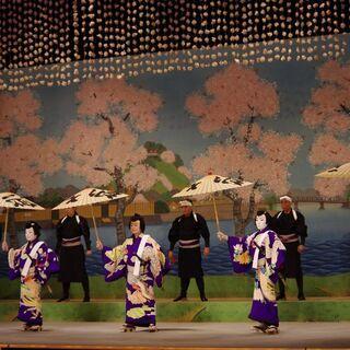 調布市民歌舞伎 新会員募集!