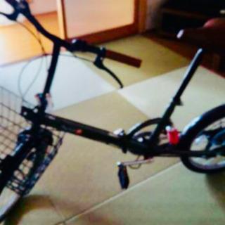 折り畳み自転車20インチ