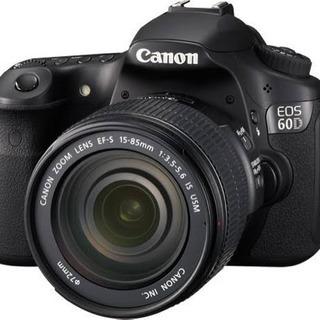 【ネット決済・配送可】Canon EOS 60D