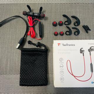 Bluetoothイヤホン【TAOTRONICS TT-B…
