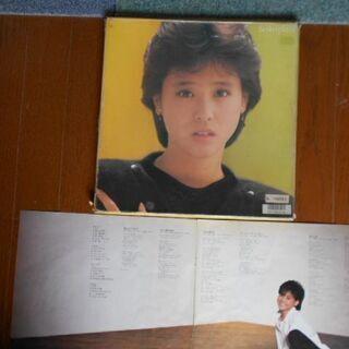 ★松田聖子  SEIKO PAZA (LP2枚+シングル1…