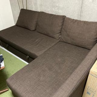 【IKEA】ソファーベッド FRIHETEN フリーヘーテン