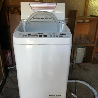 洗濯機 2012年製 SHARP