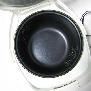 炊飯器(タイガー3合炊)釜にキズ無し - 売ります・あげます