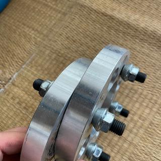 ワイドトレッド ワイドスペーサー 25mm 4-100 2枚セット