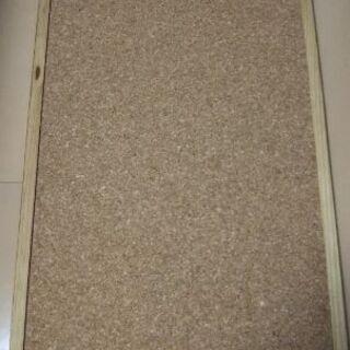 コルクボード 40×60×2cm