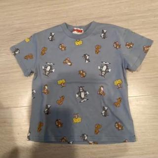 新品未使用 トムとジェリー 総柄 Tシャツ