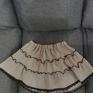 90センチ スカート