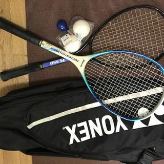 軟式テニス ラケット バック