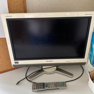 シャープ 液晶テレビ 20インチ