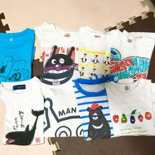 男児 110センチ 半袖tシャツ  8枚