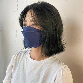 20日外苑前朝9時からカットモデル無料ワンレングスカット