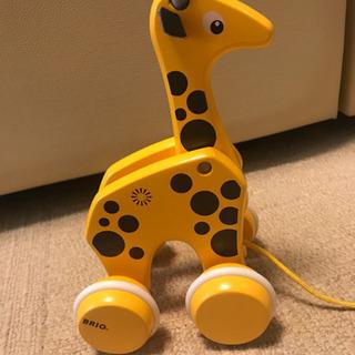 BRIO キリン・ピアノのおもちゃ