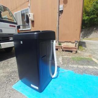 洗濯機 ブラック色 5.5キロ 2020年製造 新品に近い