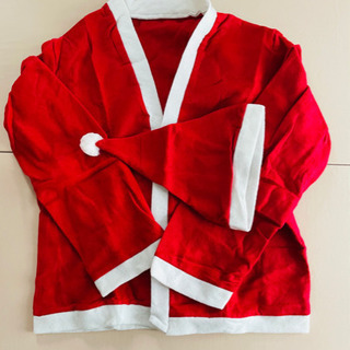 サンタ服と帽子のセット差し上げます