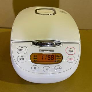 0519003 YAMADA SELECT 炊飯器 白