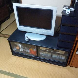 テレビ テレビ台2台