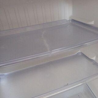 ハイアール 2ドア冷蔵庫 JR-N100C 右開き 98L − 兵庫県