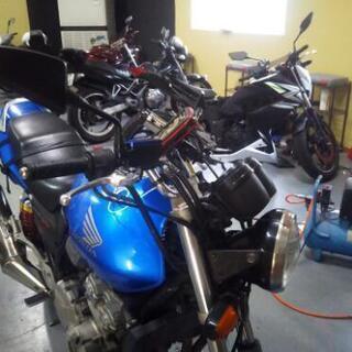バイク整備、メンテナンス承ります