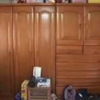 大型家具家具回収 自宅2階OK  無垢家具 合板家具