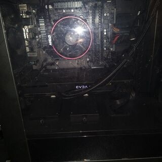 Ryzen7 1700 デスクトップパソコン 動作確認済み EV...
