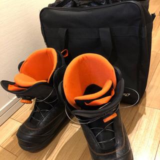 スノーボード靴
