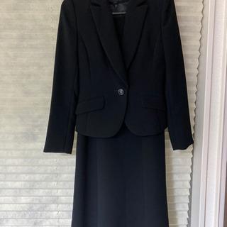 【ネット決済】エスプリミュール  スーツ2点セット 7号