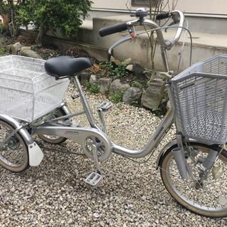 【美車】ブリヂストンワゴン三輪車