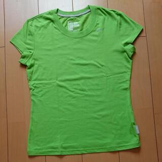 新品TシャツM黄緑 ナイキ NIKE