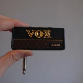 VOX AC30 ヘッドフォンアンプ