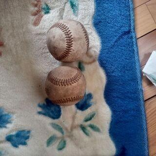 野球硬式球 値下げしました。