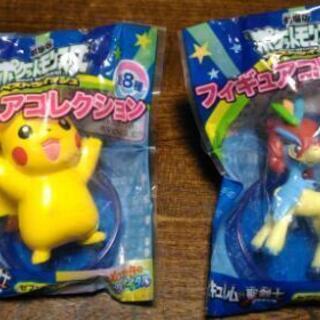ポケモン フィギュアコレクション2012 未開封