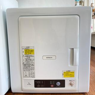 除湿形電機衣類乾燥機 HITACHI 4kg 2017年