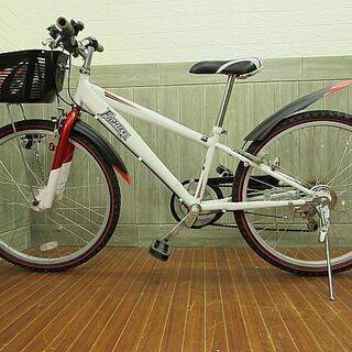 【ネット決済・配送可】stp-0790 自転車 日本ハムファイタ...