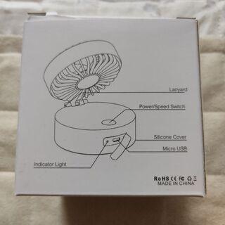 扇風機   説明書付動作確認のみの使用