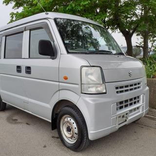 コミコミ22万円、エブリィバン、車検2年付き、下取り可能
