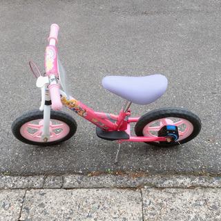 D-Bike☆キックバイク☆ブレーキあり☆女の子向け☆ディズニー...