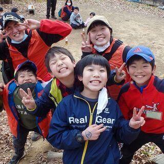 ひのはる冒険隊~通年型の自然体験教室~