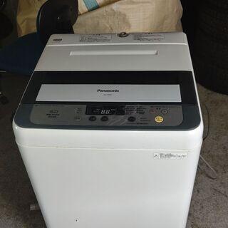 S10 お買い得! 2014年製 Panasonic 洗濯機 5...