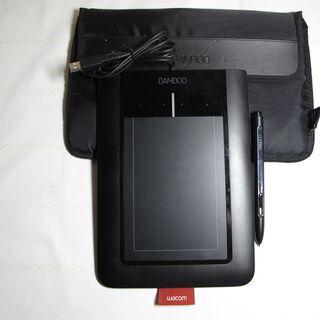 Wacom ペンタブレット BAMBOO CTH-460(本体美品)