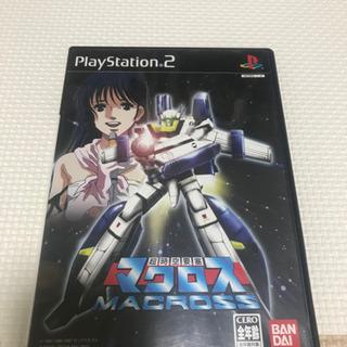 PlayStation2 シューティングゲーム マクロス