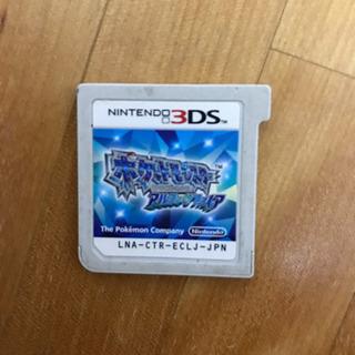 ポケモンサファイア 3DSカセット