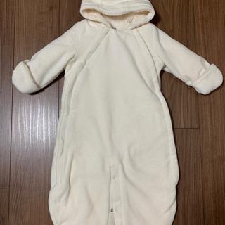babyGAP もこもこ白くまコート 70.80