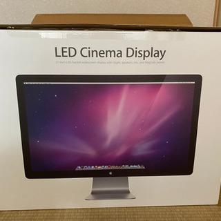 Apple LED Cinema Display MC007J/...