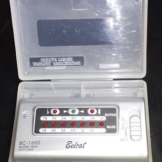 ギターチューナー BC-1600