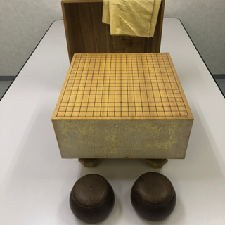 【ネット決済】碁盤と碁石セット