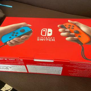 【ネット決済・配送可】新品 未開封 Nintendo Switch新型